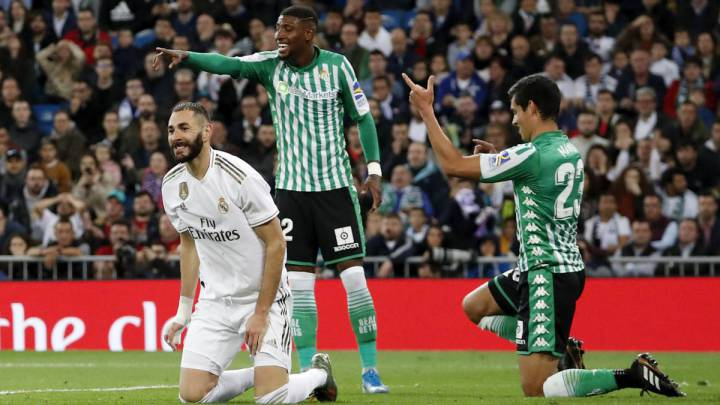 Betis vs Real Madrid: preview, team news, predicted line-ups