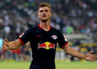 Liverpool: Werner may return to RB Leipzig on loan if forward joins Reds