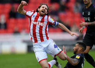 Wales to be without Joe Allen at Euro 2020, Stoke confirm