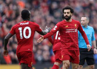 Liverpool could be crowned champions on Saturday