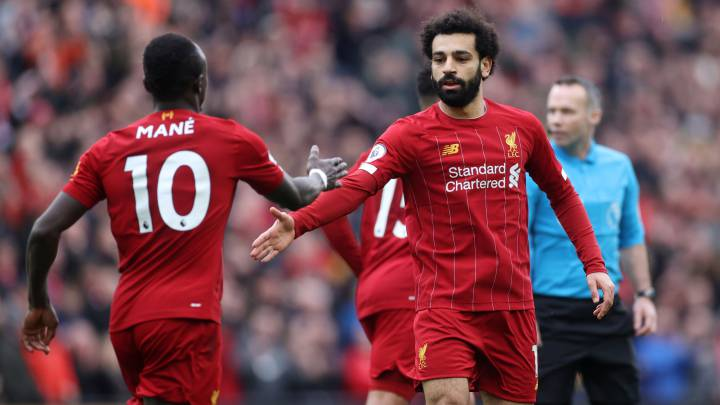 Liverpool could be crowned champions on Saturday - without even playing