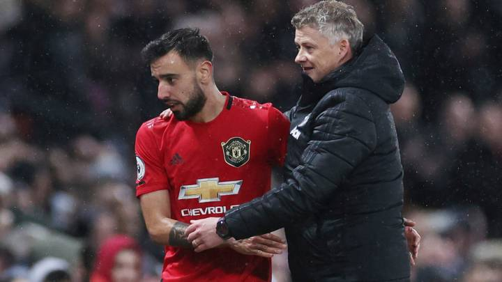 Bruno Fernandes has changed Manchester United