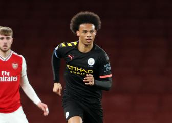 Guardiola on unused Sane: