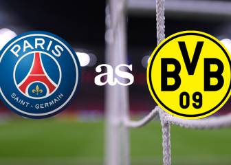 PSG vs Borussia Dortmund: how and where to watch