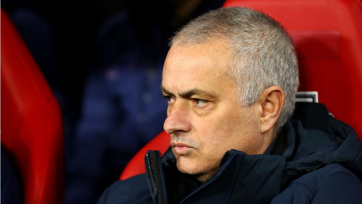 Mourinho on longest winless run as manager after Leipzig loss