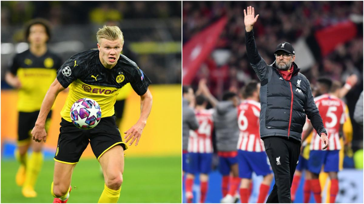 Haaland eyes history, Klopp record bodes well for Reds – Champions League in Opta numbers
