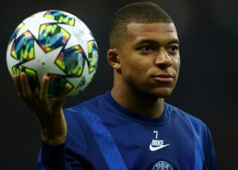 PSG: Mbappé in squad for Dortmund after striker tests negative for coronavirus