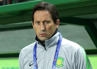 Faber to make way for Roger Schmidt at PSV
