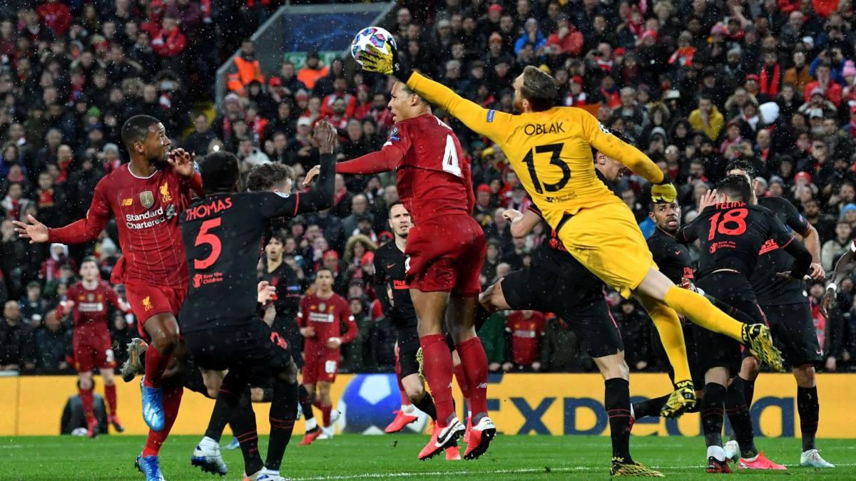 Liverpool Vs Atl U00e9tico Madrid Player Ratings AS Com