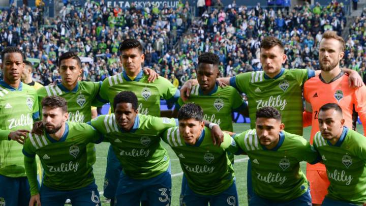 Seattle Sounders decided to postpone their game against Dallas FC