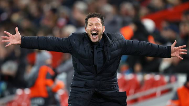 Liverpool exit Champions League as Simeone silences Anfield