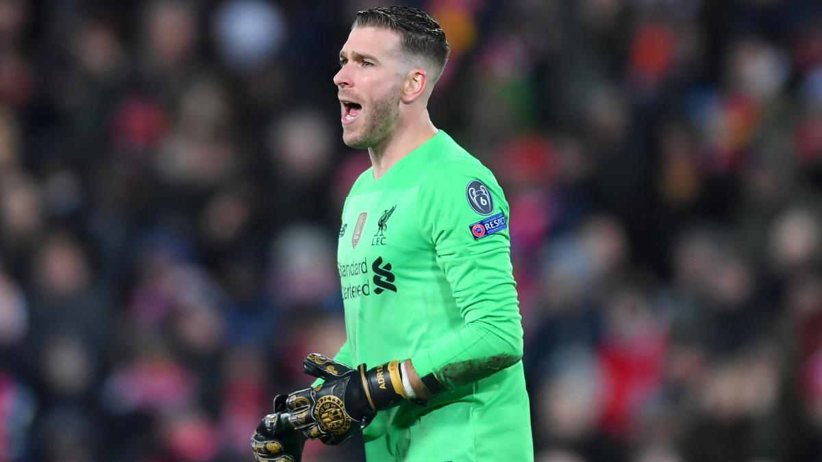 Klopp won't blame Adrian for Liverpool's Champions League exit