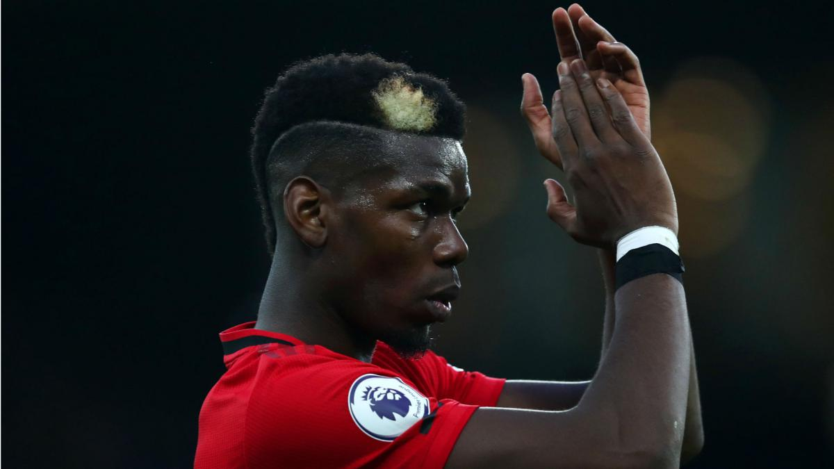 Expect Paul Pogba to stay at Man Utd, says Solskjaer