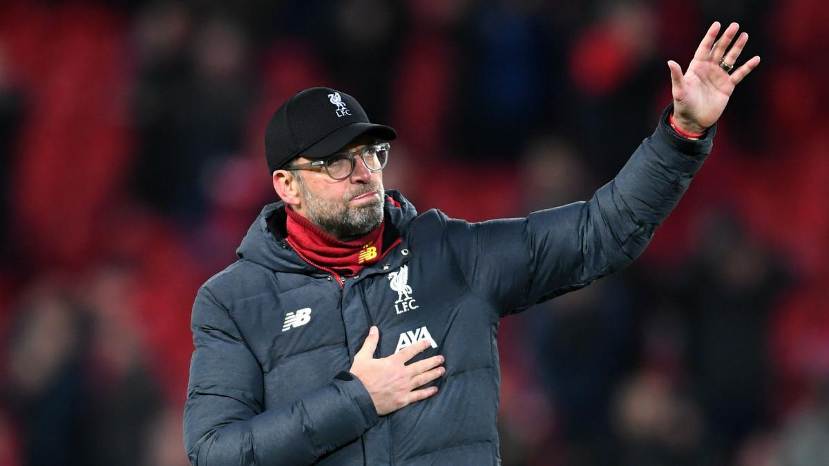 Coronavirus: Liverpool boss Klopp backs Premier League postponement