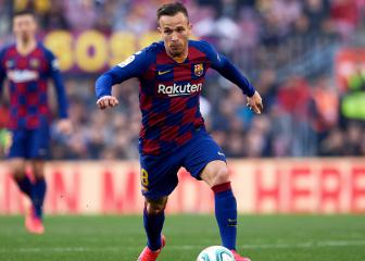 Inter considering move for Barcelona's Arthur - transfer talk