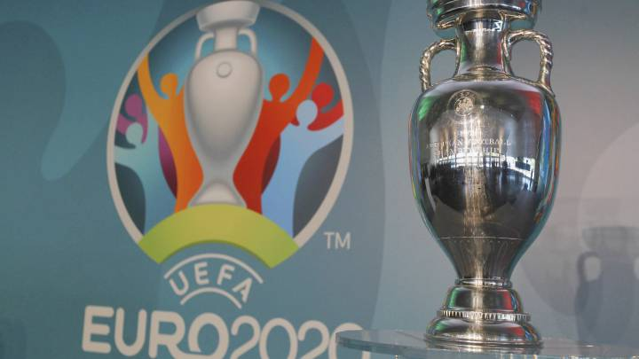 Coronavirus: No decision made on Euro 2020 name