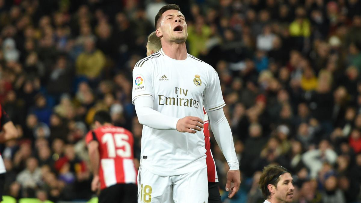Coronavirus: Real Madrid forward Jovic prepared to accept punishment for breaching self-isolation measures