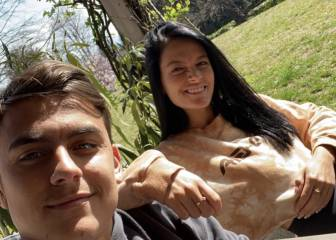 Dybala and his partner, Oriana, test positive