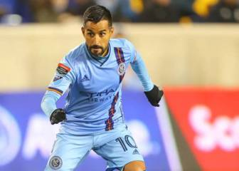 NYCFC's Moralez in disbelief over positive Covid-19 case