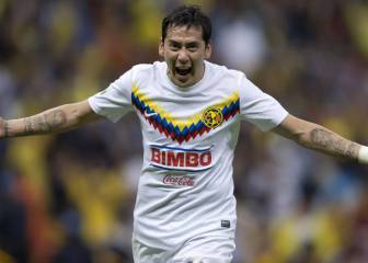 "Rubens Sambueza ""The highlight of my career was with América"""