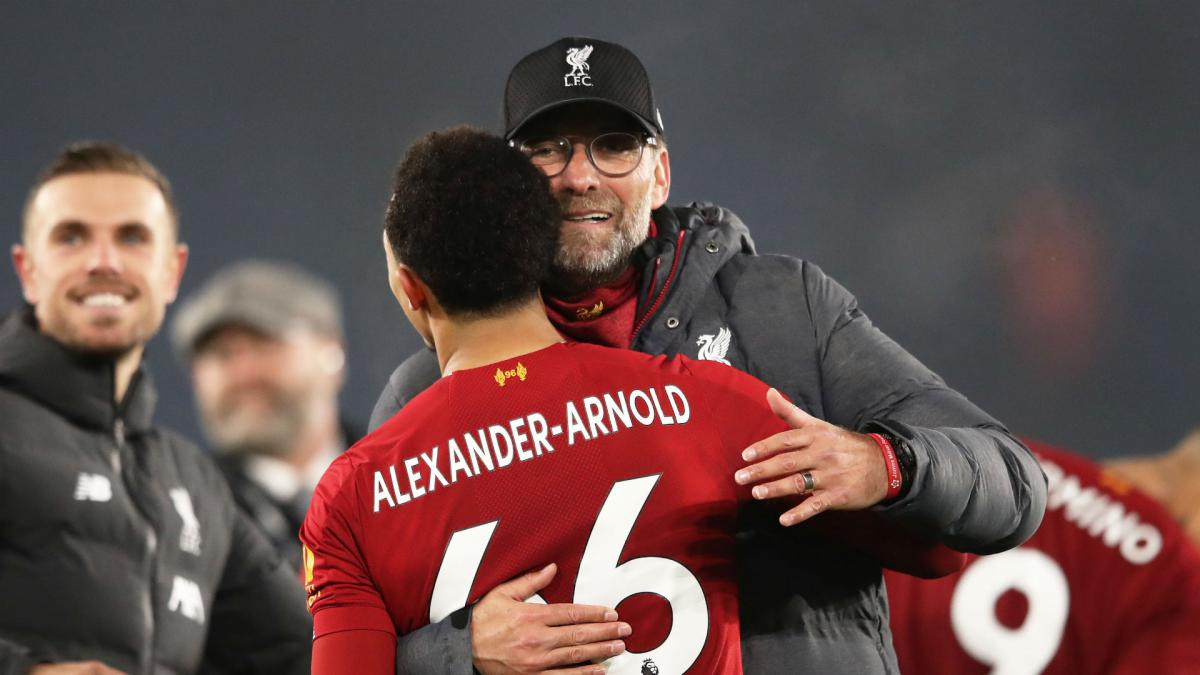 Everything about Klopp is unbelievable – Alexander-Arnold