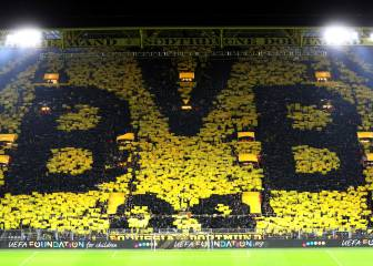 Dortmund fans raise over €80,000 to help local businesses