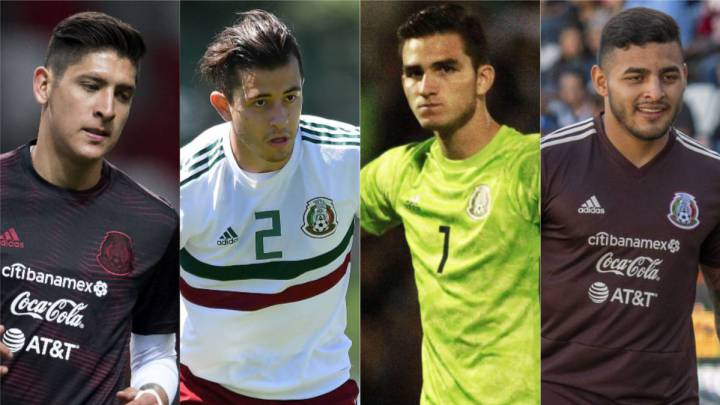 Mexico S Olympic Team Could Lose 20 Players For Rescheduled Games As Com
