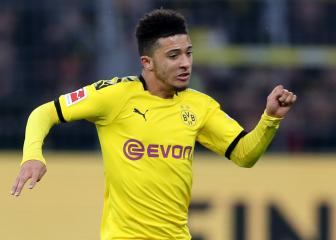 Jadon Sancho turns 20 with stats to rival Ronaldo