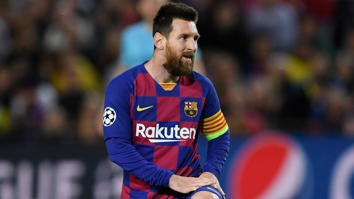 Coronavirus: Messi thanked by hospital for donation