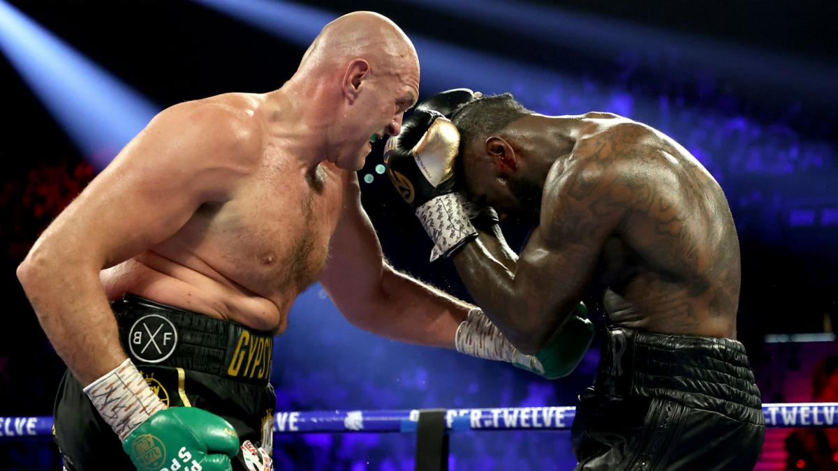 Coronavirus: Fury-Wilder trilogy could be pushed back to October - Arum