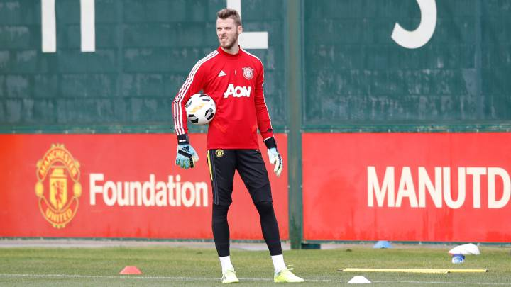 Coronavirus: De Gea donates €300,000 to Madrid Covid-19 fight