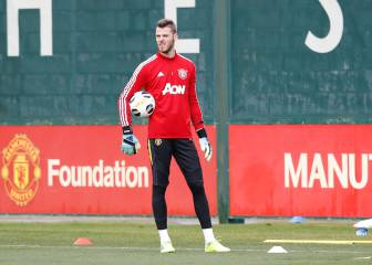 De Gea thanked for €300,000 donation to Covid-19 fight