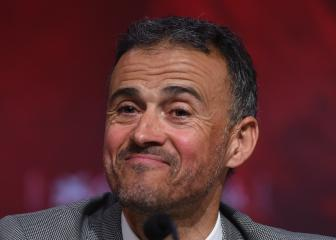 Luis Enrique says 'door is still open' to Barcelona return