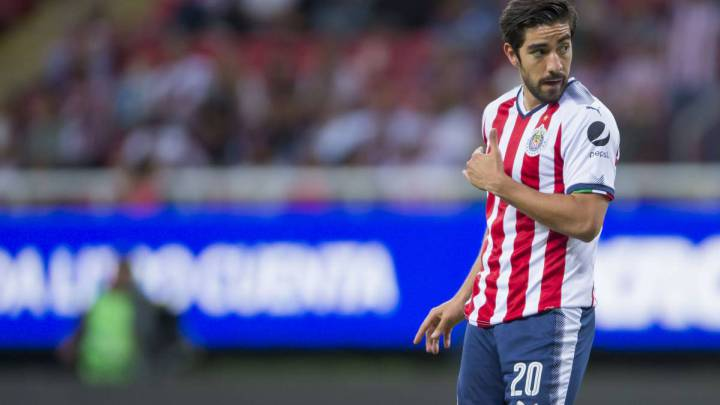 Rodolfo Pizarro replies to Higuera after negative remarks