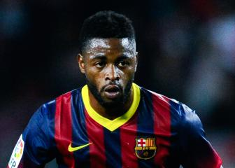 Alex Song to take 'unfair dismissal' case to FIFA