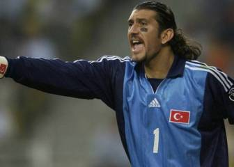 Turkey's most capped Rustu hospitalised with coronavirus