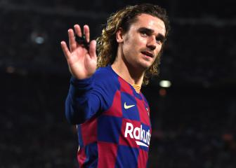 Griezmann wants number 7 shirt amid uncertain future at Barça