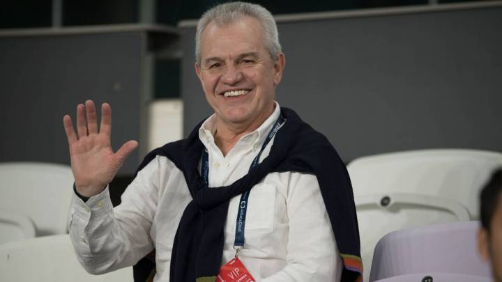 "Javier Aguirre: ""As a coach I never stop learning"""