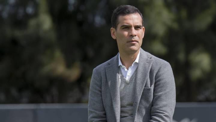 Rafa Márquez wants a job in European football