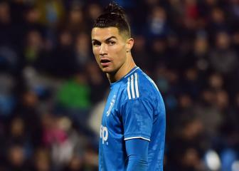 Ronaldo missing Real Madrid, Barcelona set Coutinho pricetag