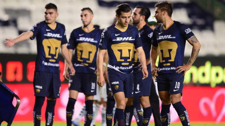 Pumas manager worried about players that haven't renewed contracts