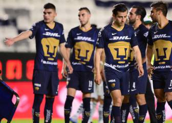 Pumas manager is worried about the players that haven't renewed their contracts