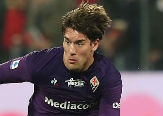 Fiorentina trio in the clear after overcoming coronavirus