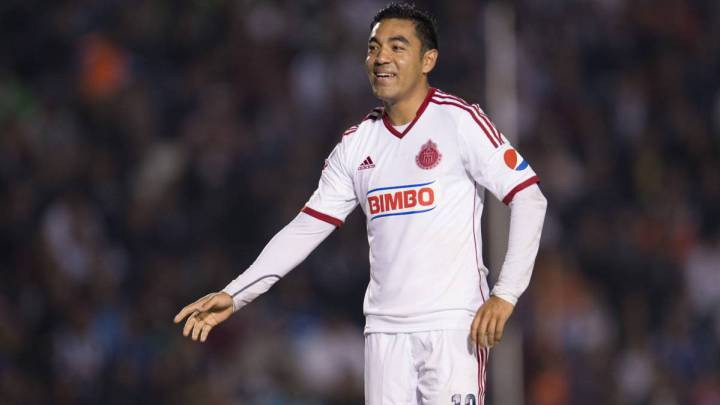 Marco Fabián would like a return to Liga MX with Chivas