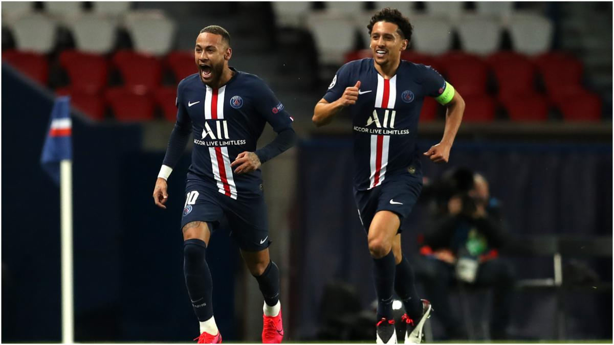 Neymar told me not to stop him mocking Haaland celebration – Marquinhos