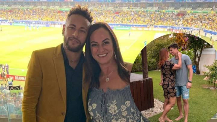 Neymar S Mother Dating 22 Year Old Gamer As Com