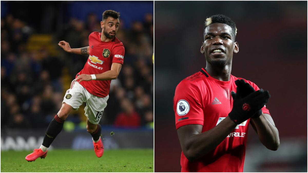 Bruno Fernandes defends Pogba: Critics have forgotten how good he is
