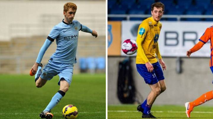 Former Man City player finds his way in the Norwegian 3rd tier