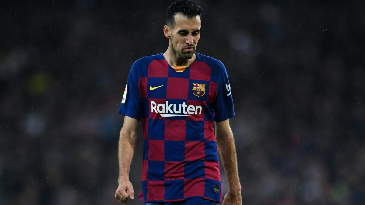 Coronavirus: Busquets casts doubt on LaLiga season resuming