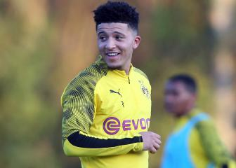 Sancho poised for United move as PSG to offer Neymar improved deal